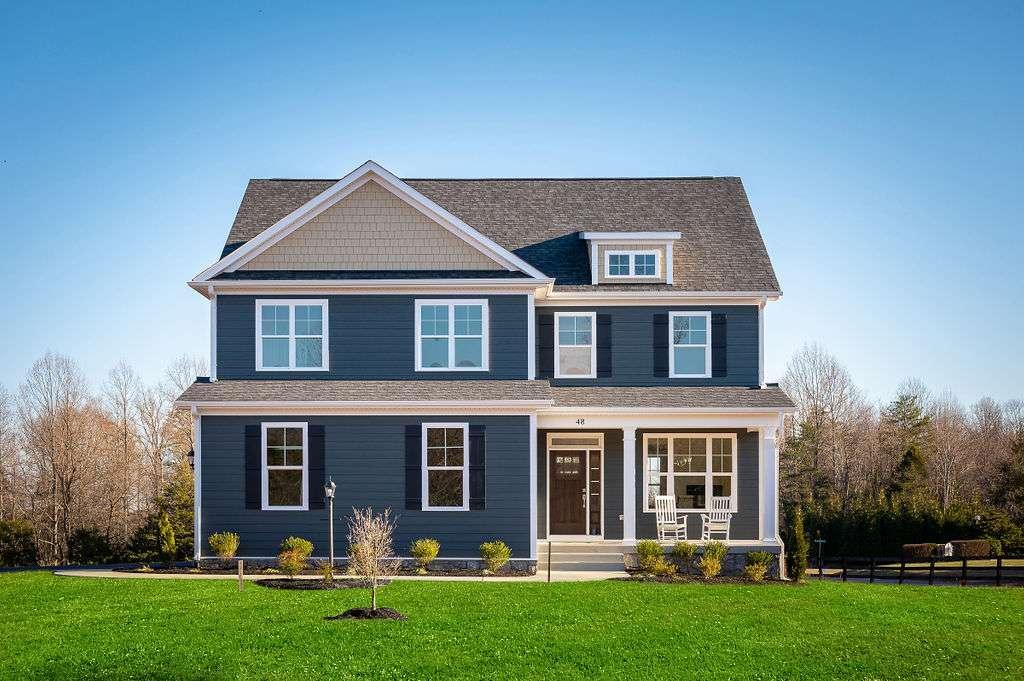 signature custom home