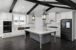 Luxury Custom Kitchen by True Living