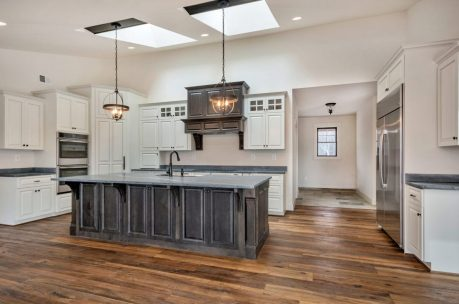 Luxury Custom Kitchen by True Living Custom Homes